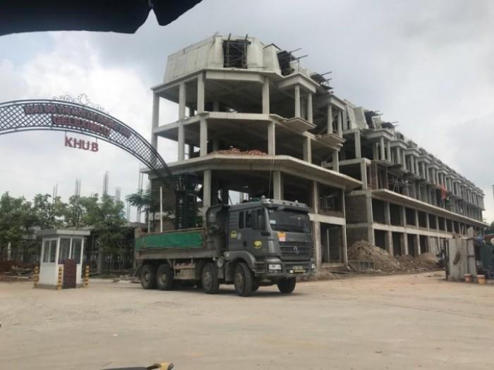 Bán nhanh đất nền giá rẻ cổng chính khu B GELEXIMCO dt 60m2