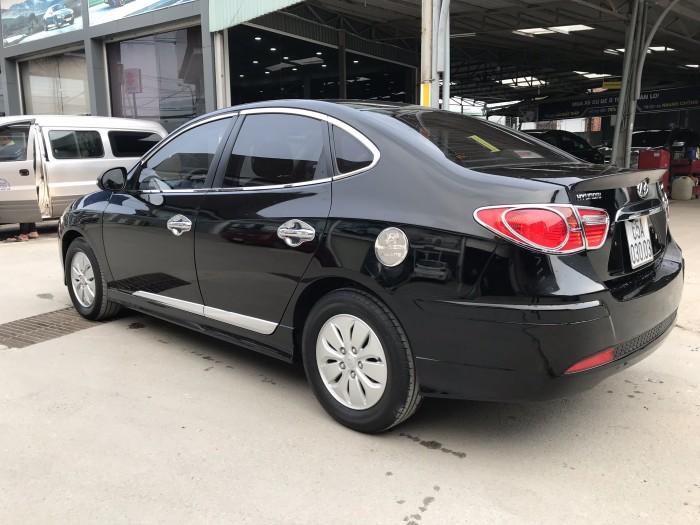 Bán Hyundai Avante 1.6MT màu đen VIP số sàn sản xuất 2013 biển tỉnh chạy 58000km 4