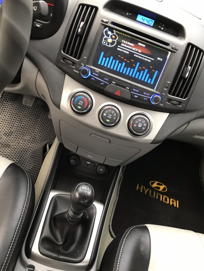 Bán Hyundai Avante 1.6MT màu đen VIP số sàn sản xuất 2013 biển tỉnh chạy 58000km 0