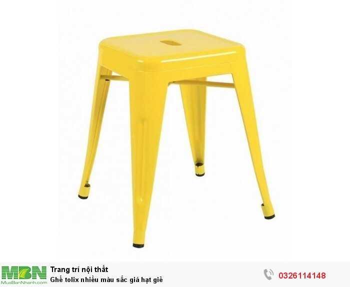 Ghế tolix nhiều màu sắc giá hạt giẻ1