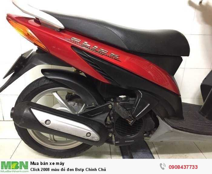 Click 2008 màu đỏ đen Bstp Chính Chủ 4