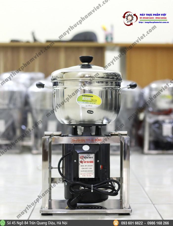 Máy Xay Giò 2Kg Inox Giá Rẻ3