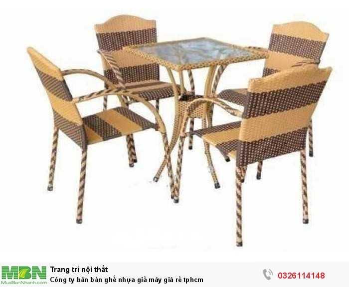 Công ty bán bàn ghế nhựa giả mây giá rẻ tphcm2