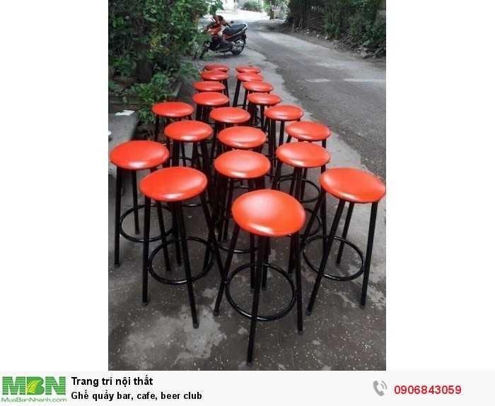 Ghế quầy bar, cafe, beer club0