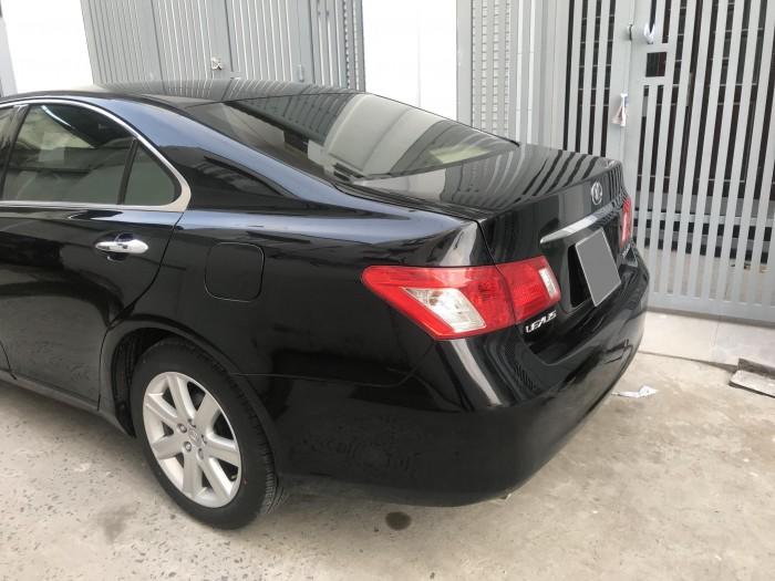 bán xe Lexus ES350 2009 màu đen chính chủ bstp 4 số