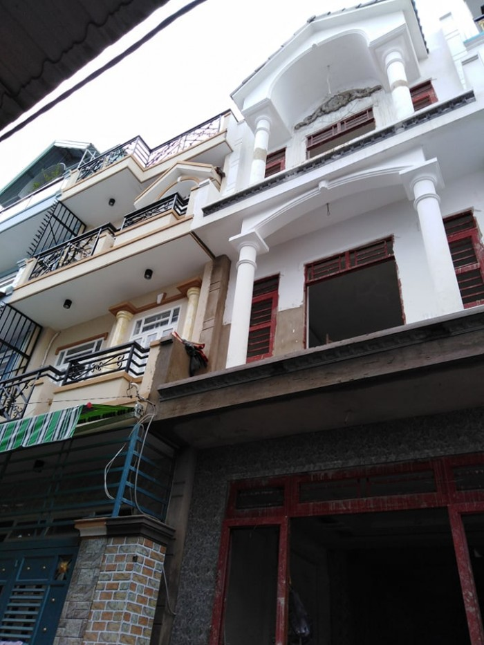 Nhà phố cực đẹp 3 tầng Quang Trung Gò Vấp