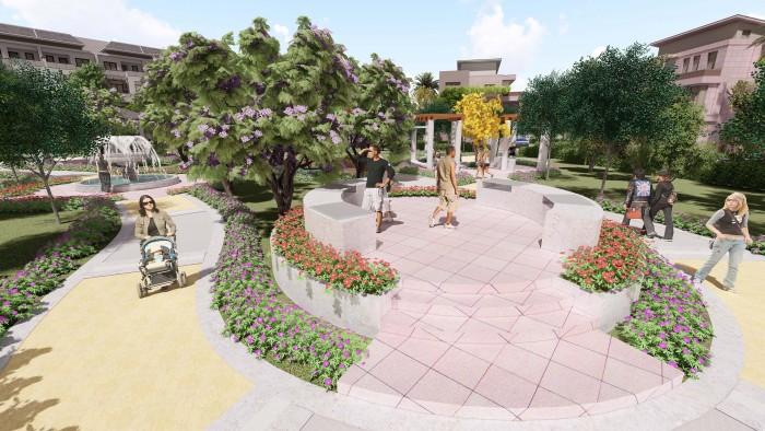 Dự án Nhà phố thương mại và Biệt thự Lan Viên, ShopHouse Lan Viên