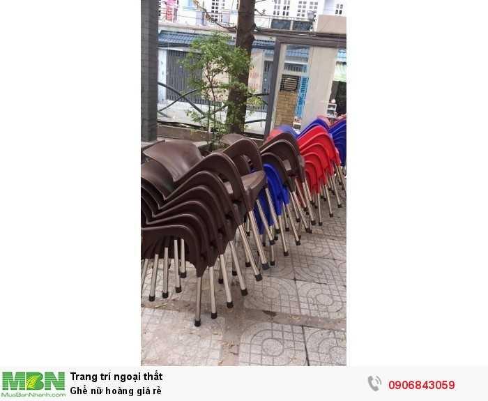 Ghế nữ hoàng giá rẻ0