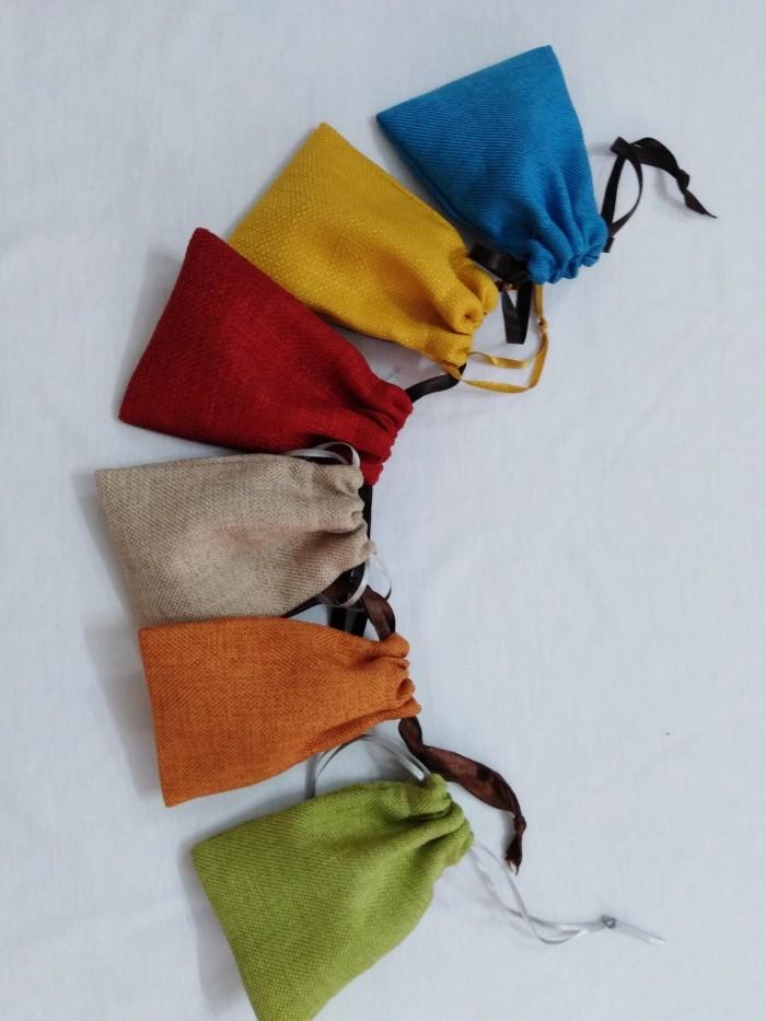 Túi rút mini đựng trang sức , vòng tay