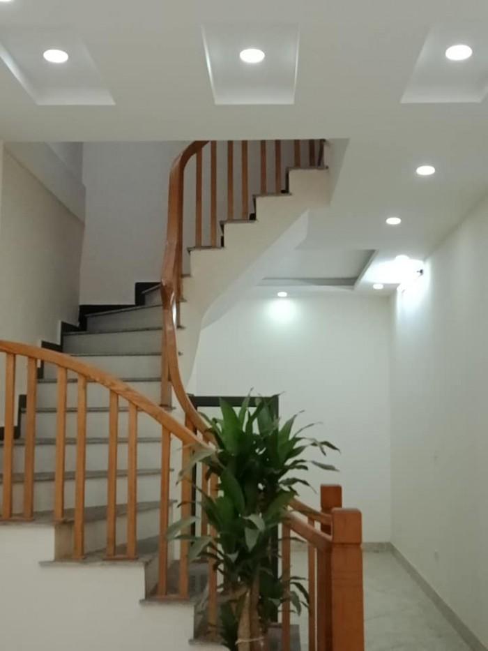 Bán nhà Linh Đàm 50m2 5 tầng, nhà đẹp - ô tô 4 chỗ qua nhà