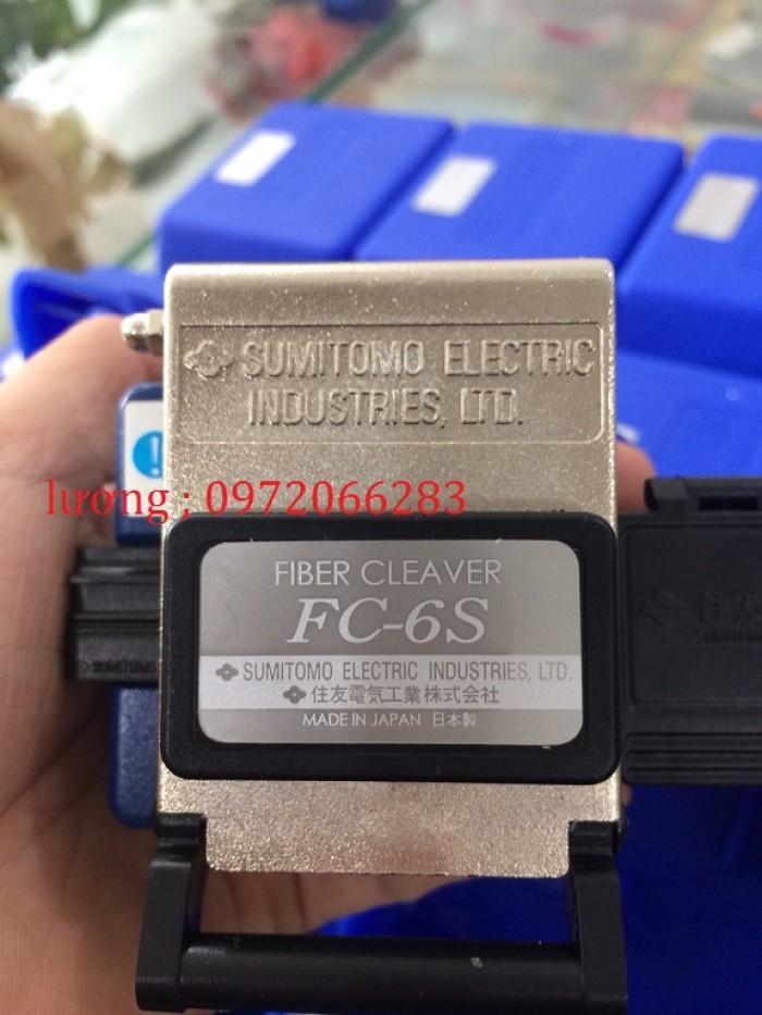 Dao cắt sợi quang FC-6S, Hãng SUMITOMO2