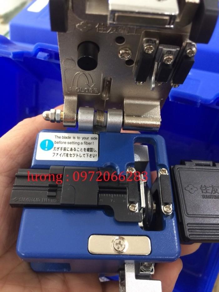 Dao cắt sợi quang FC-6S, Hãng SUMITOMO3