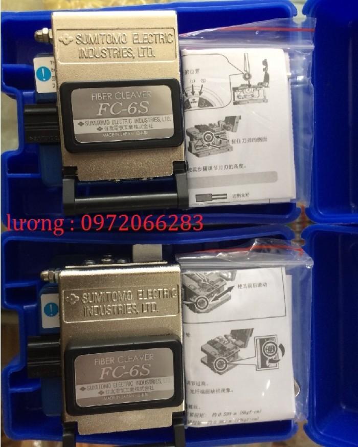 Dao cắt sợi quang FC-6S, Hãng SUMITOMO5