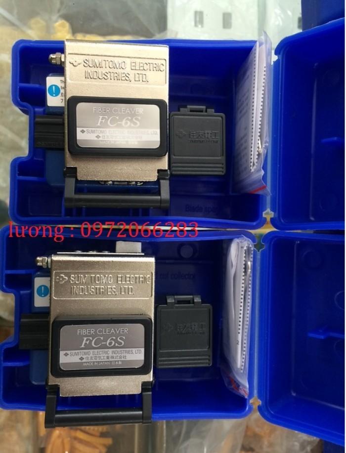 Dao cắt sợi quang FC-6S, Hãng SUMITOMO4