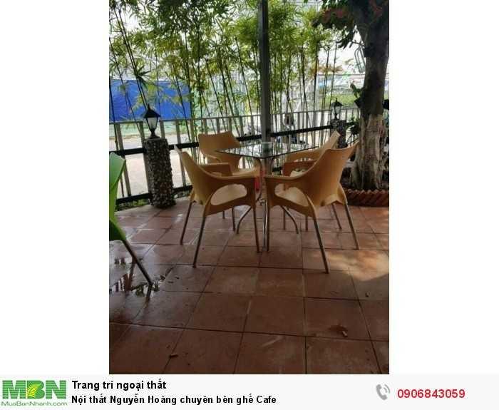 Nội thất Nguyễn Hoàng chuyên bên ghế Cafe0