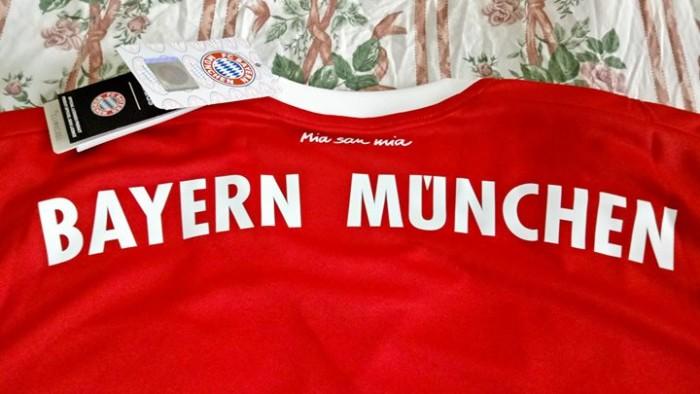 Áo bóng đá chính hãng MU, Bayern, Đức8