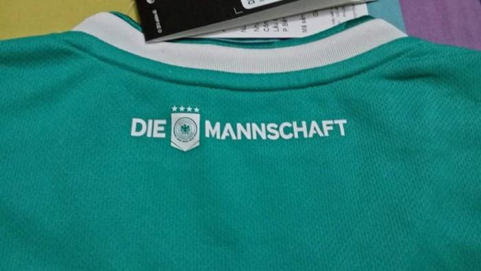 Áo bóng đá chính hãng MU, Bayern, Đức2