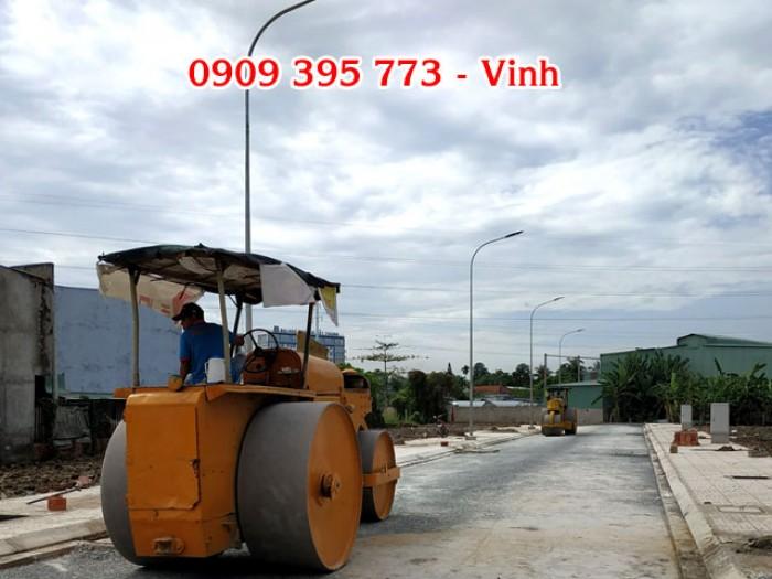 40 lô đất An Phú Đông, Q.12 giá 37Tr/m2. DT 50 – 60m2, đường 12m, có Giấy phép xây dựng ngay. Có hình
