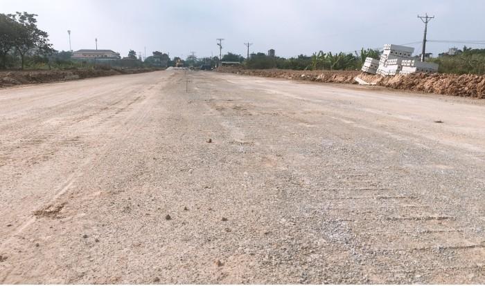 Đất bến xe khách Cổ Bi mới quy hoạch năm 2020, diện tích 92m2