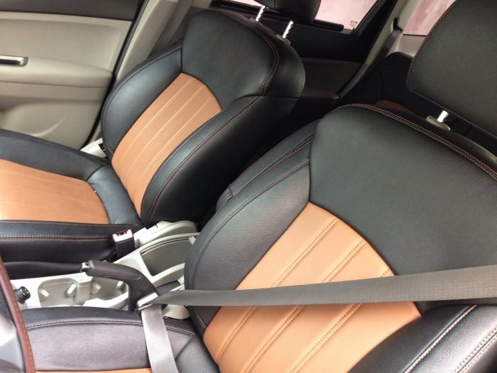 Cần bán xe Chevrolet Orlando 1.8LTZ 2014 màu xám chì bstp