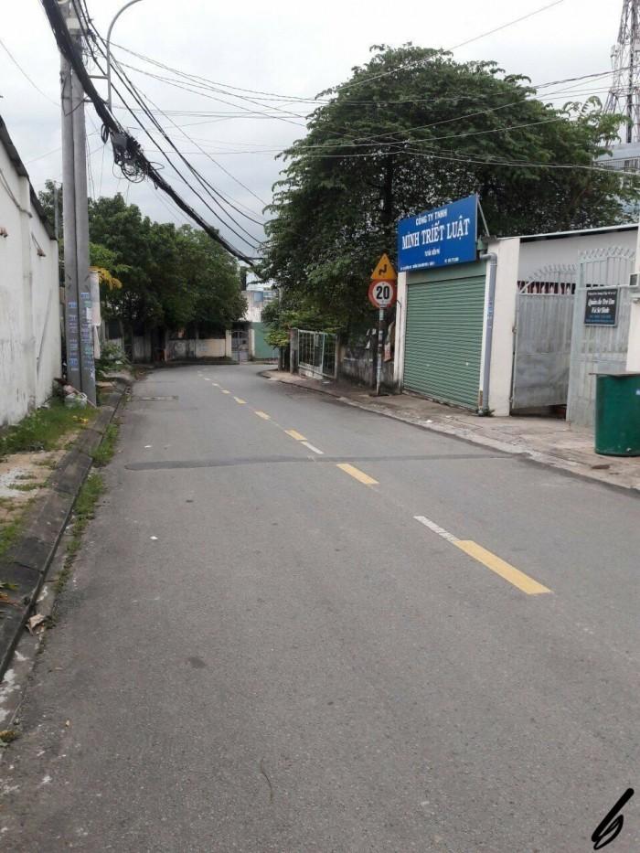Bán đất MT Nguyễn Văn Đậu, Bình Thạnh