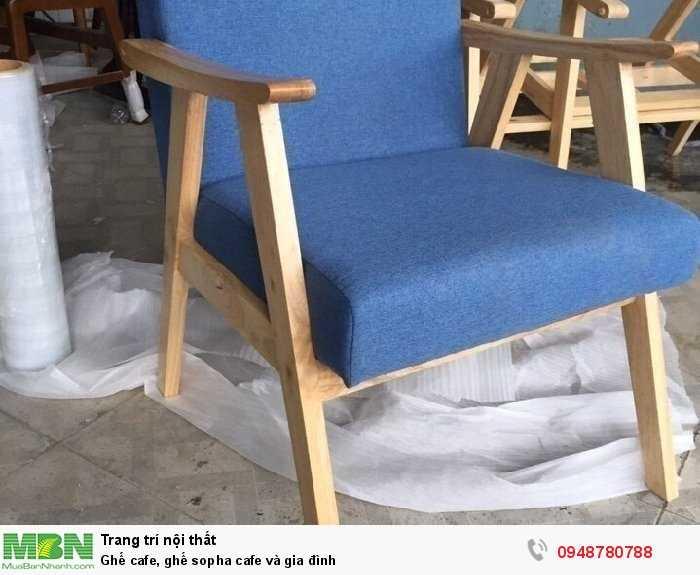 Ghế cafe, ghế sopha cafe và gia đình3