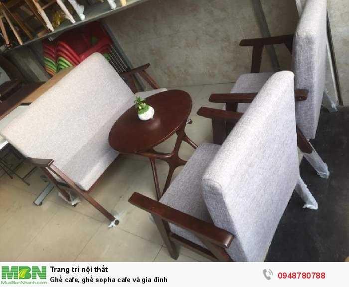 Ghế cafe, ghế sopha cafe và gia đình4