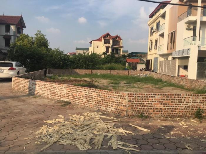 Bán lô đất dt 116m2, mt 5.5m, thôn 3  Đông Dư, Gia Lâm, Hà Nội