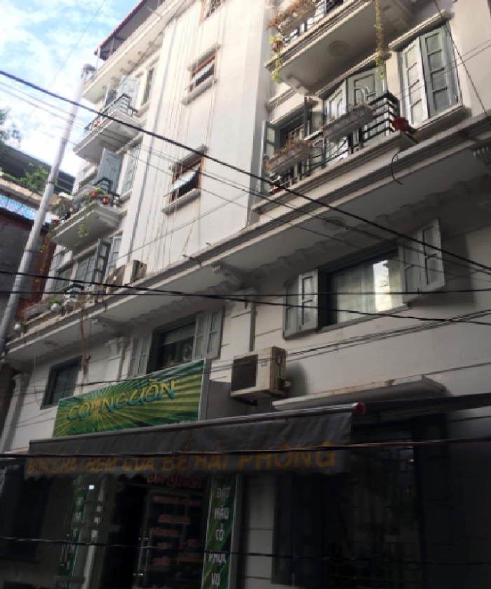 Nhà Lô góc 2 mặt đường Nguyên Hồng, Đống Đa