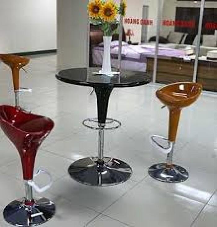 Bàn ghế quầy pa giá rẻ tại xưởng sản xuất HGH 0003360