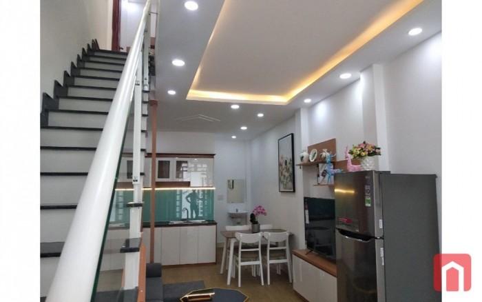 Bán nhà mới xây dựng, hẻm bê tông 4m, khu dân cư ổn định, Thuộc đường Hà Huy Giáp, Quận 12