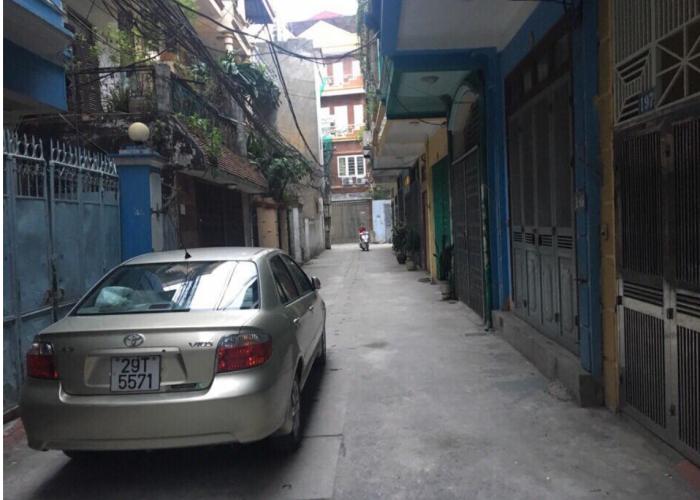 Bán nhà lô góc, khu phân lô cán bộ Nguyễn Chí Thanh