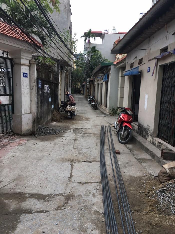 Bán nhà cấp 4 Phú Diễn 30,5m2 gần ngay chợ Phú Diễn