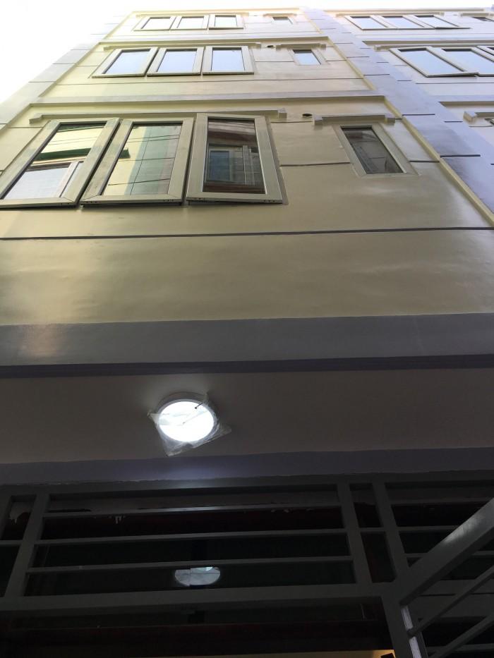 Bán nhà riêng mới  31m*4T ngay ngã tư Hà Trì- Hà Đông