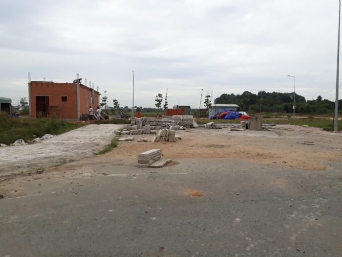 Cần sang lại lô đất ở khu Định Hòa,Đường Mỹ Phước Tân Vạn,TDM. 13tr/m2