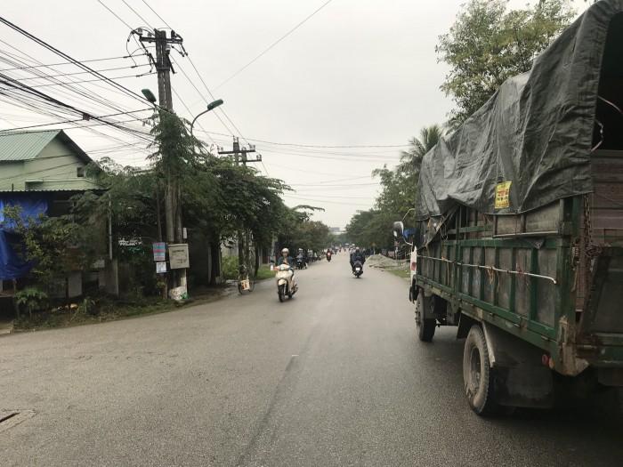 Bán nhanh lô đất mặt tiền Nguyễn Khoa Văn giá sốc chỉ 6,7 tr/m2. LH: Phương Thảo