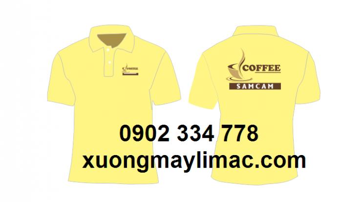 Xưởng may áo thun đồng phục cho các quán trà sữa giá rẻ nhất giao hàng toàn quốc