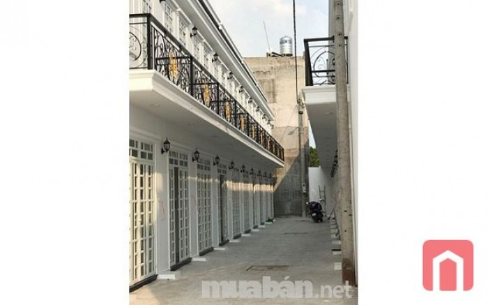 Bán nhà xây mới 100%, MT đường Hà Huy Giáp, Quận 12, gần Gò Vấp