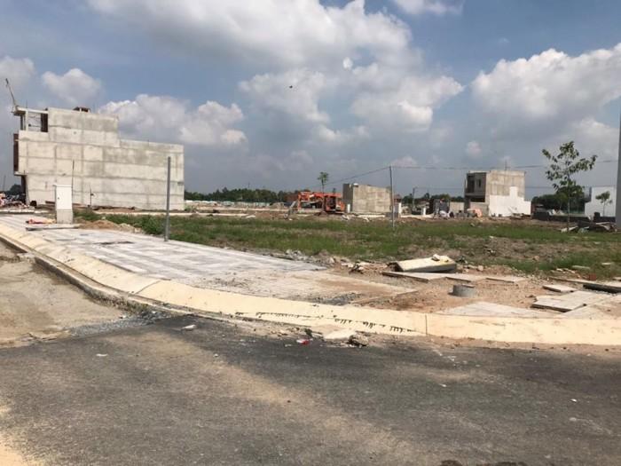 Chuẩn bị mở KĐT mới Phong Phú riverside MT Quốc Lộ 50  – SHR