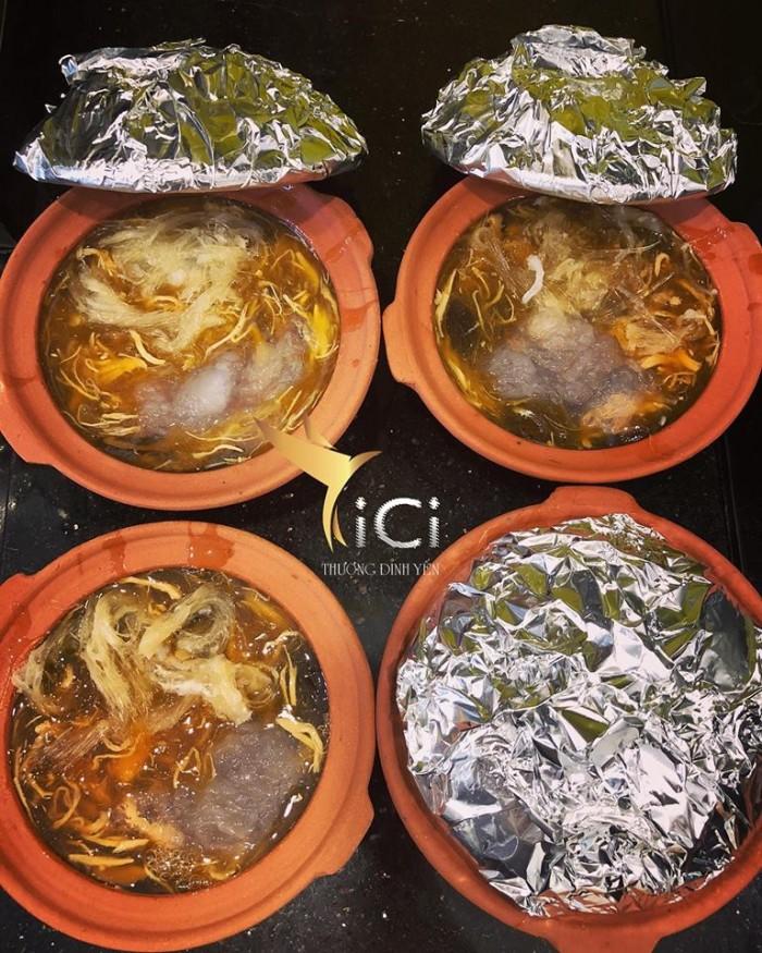Soup Bào ngư Vi cá - Đẳng cấp hất lượng