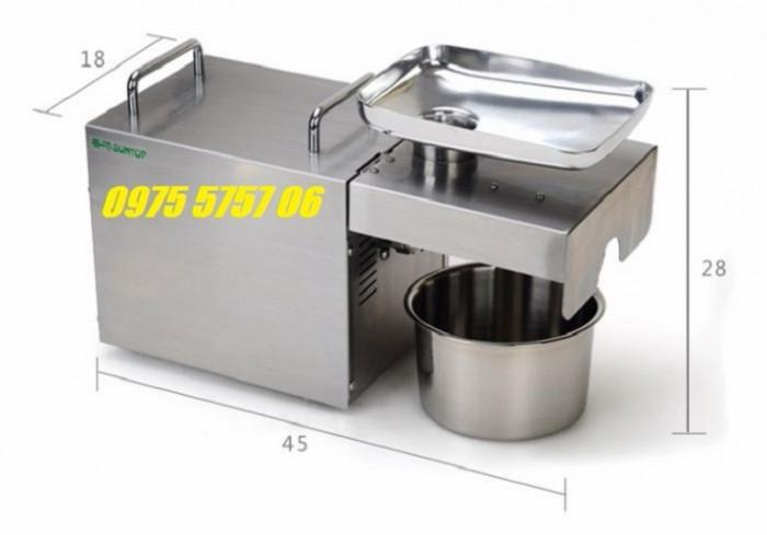 Máy ép dầu thực vật STB 505- 350W2