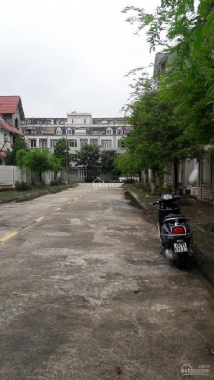 Nhượng lại nhà vườn 120m2 khu A đô thị mới Geleximco Lê Trọng Tấn