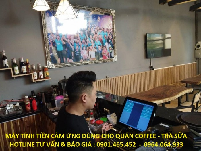 Bán Máy Tính Tiền POS cho Quán Cafe tại Hà Nội Quảng Ninh3