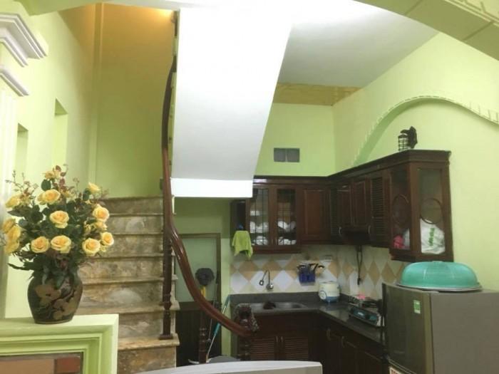 Nhà 4 tầng đẹp ở ngay đón tết-Nguyễn Trãi-Ngã Tư Sở
