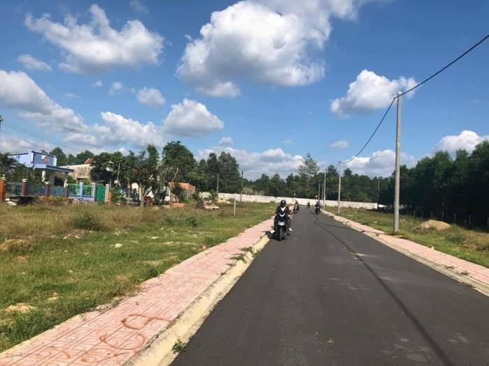 Bán tháo lô đất 496m2 Ngã Ba Tân Kiêm, Cần Giuộc