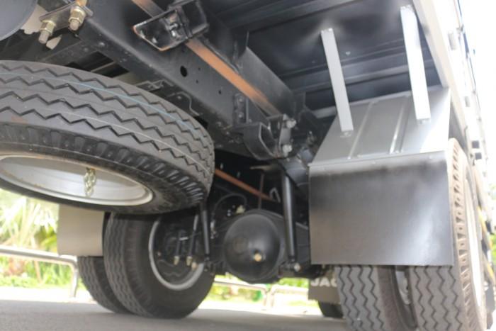 Mua xe tải jac 2.5 tấn máy isuzu chính hãng xe tải jac vào thành phố 6