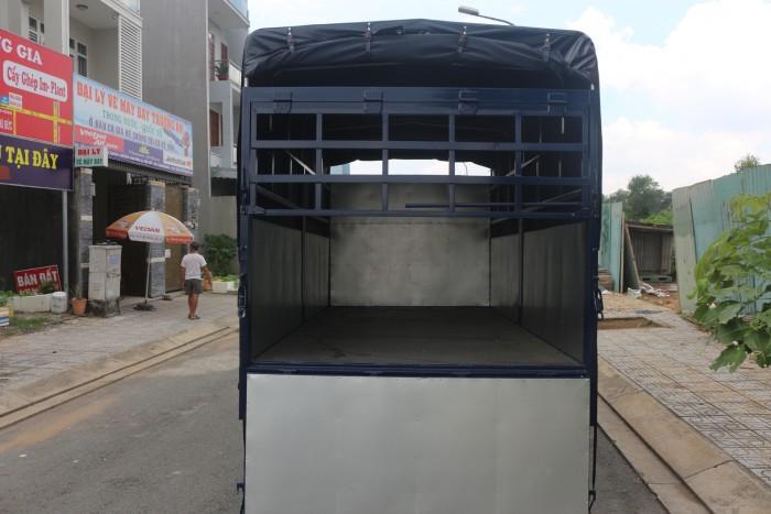 Mua xe tải jac 2.5 tấn máy isuzu chính hãng xe tải jac vào thành phố 2