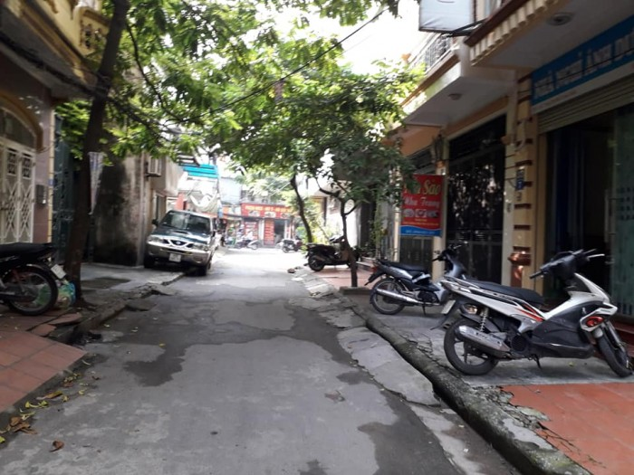 Bán nhà + bán đất 120m2, MT 4.3m, ô tô, vỉa hè Giang Văn Minh, Kim Mã, Gỉang Võ, Ba Đình