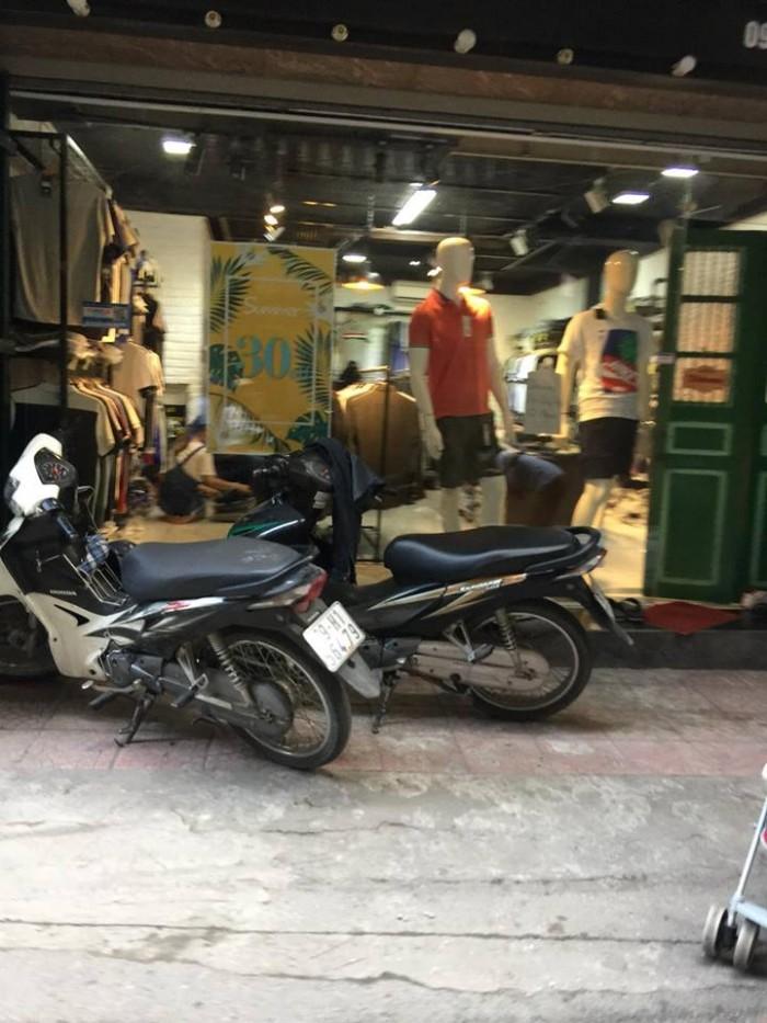 Bán nhà mặt ngõ ô tô tránh, kinh doanh đỉnh 62m2* 5 tầng phố Thái Hà