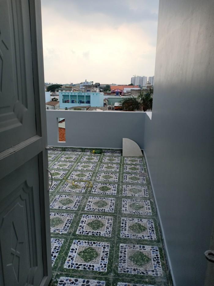 Bán nhà mới xây 1 trệt 2 lầu, HL 2, Bình Tân, thương lượng